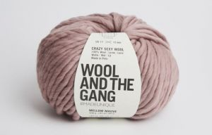 Wool And The Gang, Crazy Sexy Wool, Mellow Mauve
