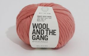 Wool And The Gang, Crazy Sexy Wool, Pink Sherbert
