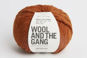 Wool And The Gang, Crazy Sexy Wool, Cinnamon Dust
