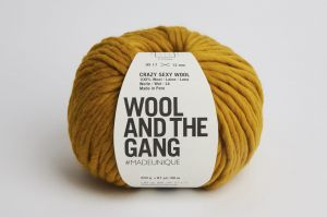 Wool And The Gang, Crazy Sexy Wool, Bronzed Olive