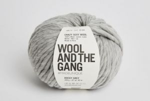 Wool And The Gang, Crazy Sexy Wool, Rocky Grey