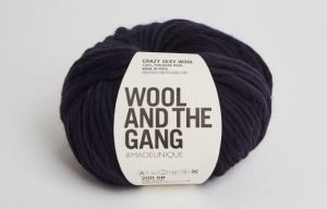 Wool And The Gang, Crazy Sexy Wool, Midnight Blue