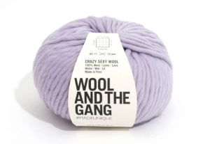 Wool And The Gang, Crazy Sexy Wool, Lilac Powder