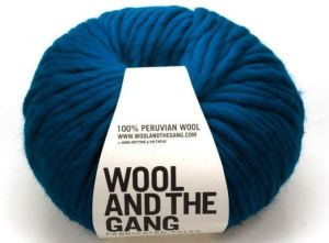 Wool And The Gang, Crazy Sexy Wool, Sherpa Blue