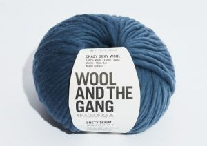 Wool And The Gang, Crazy Sexy Wool, Dusty Denim