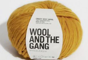 Wool And The Gang, Crazy Sexy Wool, Mustard Sally