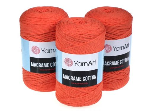 sznurek-3mm-Yarn-Art-Macrame-Cotton-770-pomaranczowy-225-m